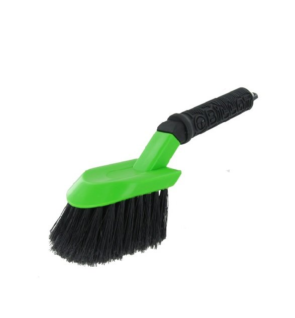 Soft washing brush with TOP GRIP handle